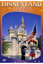Disneyland California DVD-Cover