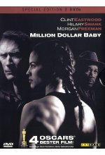 Million Dollar Baby  [SE] [2 DVDs] DVD-Cover