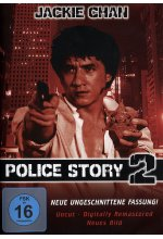 Jackie Chan - Police Story 2 - Uncut DVD-Cover