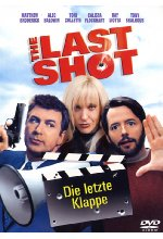 The Last Shot DVD-Cover