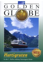 Hurtigruten - Golden Globe DVD-Cover