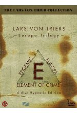 Lars von Trier - E-Trilogy - Box-Set  [4 DVDs] DVD-Cover