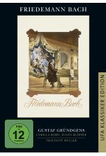 Friedemann Bach DVD-Cover
