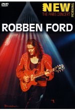 Robben Ford - New Morning: The Paris Concert  (2001) DVD-Cover