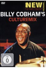 Billy Cobham's Culturemix - New Morning: The Paris Concert DVD-Cover