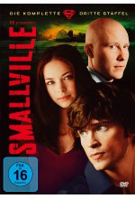 Smallville - Staffel 3  [6 DVDs] DVD-Cover