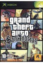 Grand Theft Auto: San Andreas (Uncut) Cover