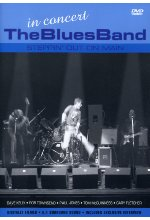 The Blues Band - In Concert/Steppin' Out On Main DVD-Cover