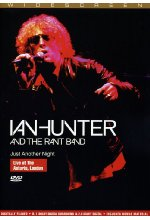 Ian Hunter - Just Another Night/Live at the Astoria, London DVD-Cover