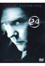 24 - Season 3/Box-Set  [7 DVDs] - M-Lock Box DVD-Cover