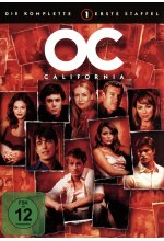 O.C. California - Staffel 1  [7 DVDs] DVD-Cover