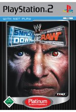 WWE Smackdown vs. Raw  [PLA] Cover