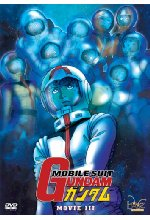 Mobile Suit Gundam - The Movie 3  (OmU) DVD-Cover
