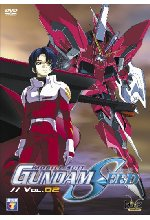 Gundam Seed Vol. 02/Episode 06-10 DVD-Cover