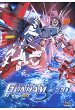 Gundam Seed Vol. 03/Episode 11-15 DVD-Cover