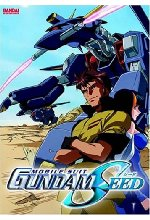 Gundam Seed Vol. 04/Episode 16-20 DVD-Cover