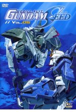 Gundam Seed Vol. 05/Episode 21-25 DVD-Cover