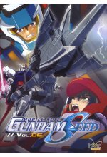 Gundam Seed Vol. 06/Episode 26-30 DVD-Cover