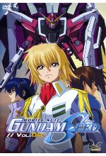 Gundam Seed Vol. 08/Episode 36-40 DVD-Cover