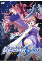 Gundam Seed Vol. 09/Episode 41-45 DVD-Cover