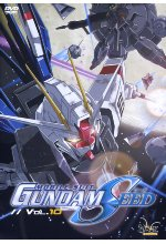 Gundam Seed Vol. 10/Episode 46-50 DVD-Cover
