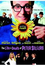 The Life and Death of Peter Sellers DVD-Cover