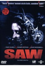 Saw DVD-Cover