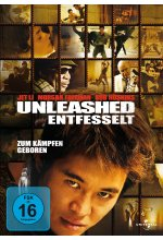 Unleashed - Entfesselt DVD-Cover