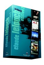 Claude Lelouch Edition - Box-Set 2  [4 DVDs] DVD-Cover