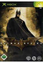 Batman Begins Cover