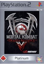 Mortal Kombat - Deadly Alliance Cover