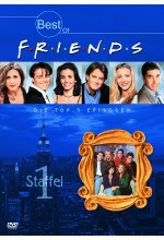Friends - Best of Staffel 1 DVD-Cover