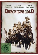 Dreckiges Gold DVD-Cover