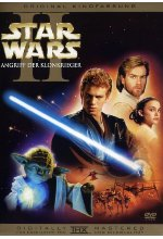 Star Wars Episode 2 - Angriff der Klonkrieger DVD-Cover