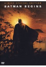 Batman Begins  [2 DVDs] DVD-Cover