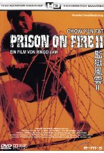 Prison On Fire II DVD-Cover