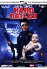Hard Boiled DVD-Cover