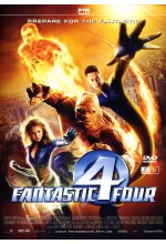 Fantastic Four DVD-Cover