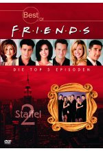 Friends - Best of Staffel 2 DVD-Cover