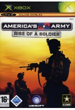 America's Army - Rise of a Soldier Cover