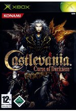 Castlevania - Curse of Darkness Cover