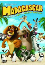 Madagascar DVD-Cover