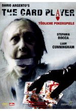 The Card Player - Tödliche Pokerspiele DVD-Cover