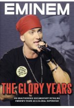 Eminem - The Glory Years DVD-Cover