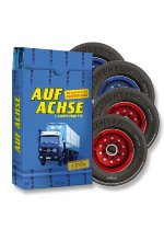 Auf Achse - 1. Staffel/Folge 01-13  [4 DVDs] DVD-Cover