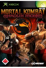 Mortal Kombat - Shaolin Monks Cover