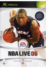 NBA Live 06 Cover
