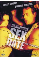 Dangerous Sex Date - Tod in Fesseln DVD-Cover
