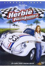 Herbie - Fully Loaded DVD-Cover