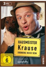 Hausmeister Krause - Staffel 1  [3 DVDs] DVD-Cover